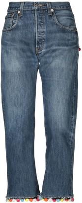 Couture FORTE DEI MARMI Denim pants - Item 42709157AL