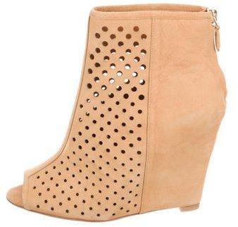 Rebecca MinkoffRebecca Minkoff Peep-Toe Ankle Boots