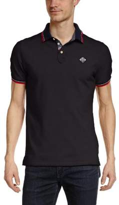 Schott NYC Men's PSHARBOURS Polo Shirt
