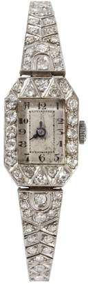 Non Signé / Unsigned Vintage Non Signe / Unsigned Silver White gold Watches
