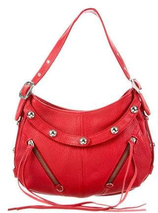 Botkier Grained Leather Hobo