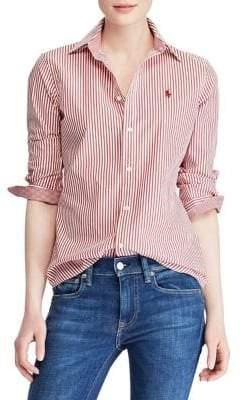 Polo Ralph Lauren Stretch Slim-Fit Cotton Shirt