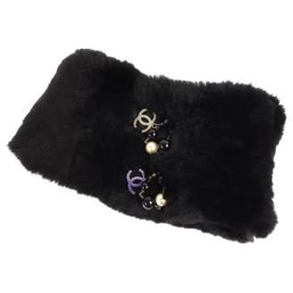 796f3d082 Black Fur Scarf - ShopStyle UK
