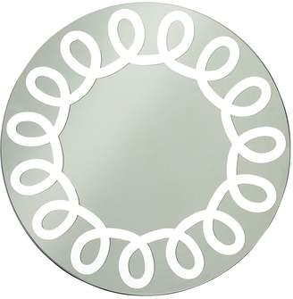 Brick 99 Decorated Mirror