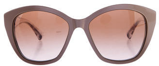 Dolce & Gabbana Dolce & Gabbana Gradient Cat-Eye Sunglasses
