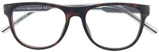 Tommy Hilfiger round-frame glasses