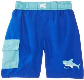 Playshoes Boys Shark Swim Shorts