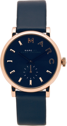 Marc by Marc Jacobs Baker Watch $195 thestylecure.com