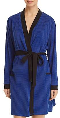 Naked Essential Power Stripe Robe