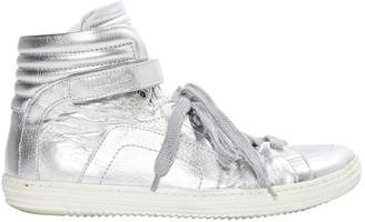 Pierre Hardy Leather trainers