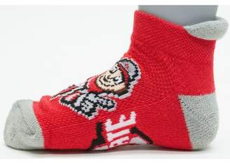 Donegal Bay Ohio State Buckeyes Youth Footie Sock
