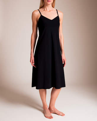 Karla Colletto Spresa Midi Slip Dress
