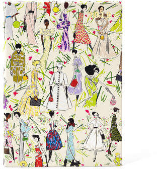Aspinal of London Giles x A5 Day to Page Diary - Girls Print)