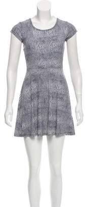 MICHAEL Michael Kors Printed Mini Dress w/ Tags