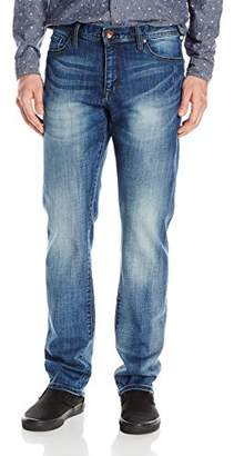 William Rast Men's Hixson Straight Leg Denim Jean
