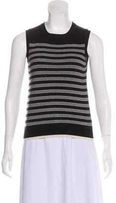 Malo Cashmere Knit Top