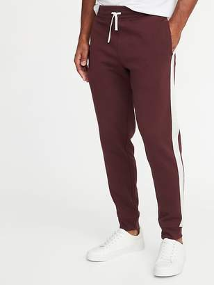 Old Navy Side-Stripe Joggers for Men