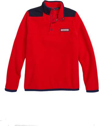 Vineyard Vines Polar Fleece Shep Pullover