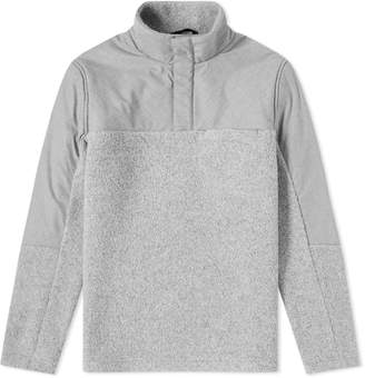 Wings + Horns Tactical Fleece Pullover