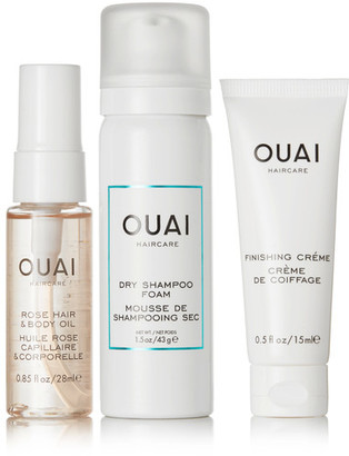 Ouai Haircare - Morning After Kit - Colorless $22 thestylecure.com