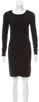 Minnie Rose Rib Knit Mini Dress w/ Tags