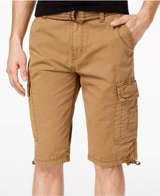 Ring of Fire Men Delano Messenger Cargo Shorts