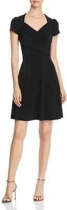 Leota Ruched Sweetheart Dress