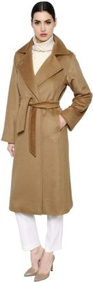 Belted Camel Coat $2,690 thestylecure.com