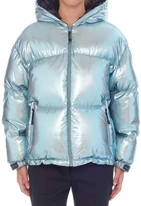 Prada Linea Rossa 'metallic Rip-stop' Jacket