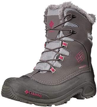 Columbia Youth Bugaboot Plus III Omni-Heat, Girls' Multisport Outdoor Shoes,2 Child UK