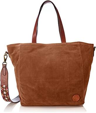 Timberland Women's TB0M5757 Tote Bag Brown
