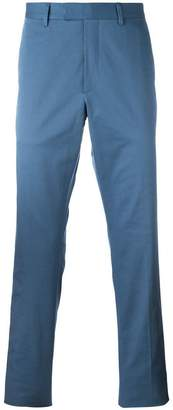 Gucci stretch gabardine chino trousers