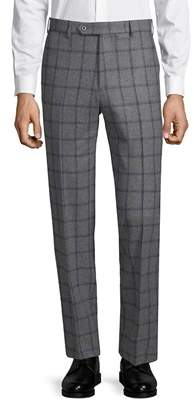 Zanella Windowpane Pant