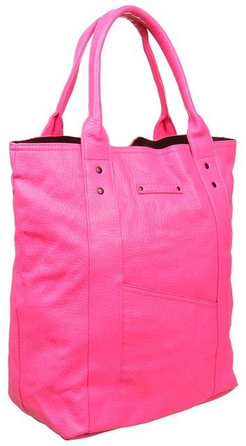 Vans Dezzy Shoulder Bag (Neon Iridescent Pink) - Bags and Luggage
