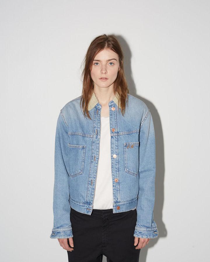 Isabel Marant Étoile  Camden Denim Jacket