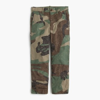 Boys' camo pant in slim fit $59.50 thestylecure.com