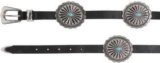 B-Low the Belt 20mm Western Leather High Waist Belt