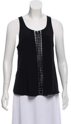 Rory Beca Scoop Neck Sleeveless Top w/ Tags