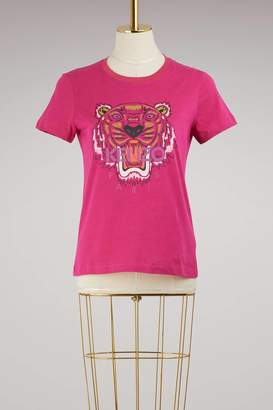 Kenzo Cotton Tiger T-Shirt
