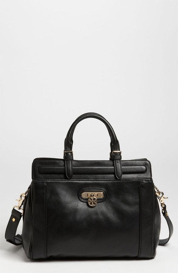 Tory Burch 'Daria' Leather Satchel