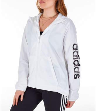 adidas Women's Windbreaker Jacket