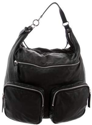 Marni Convertible Leather Backpack