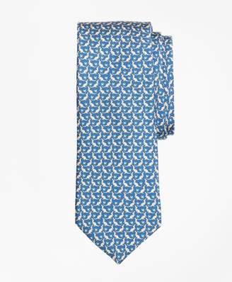 Brooks Brothers Kangaroo Print Tie