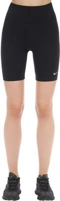 Nike Legasee Bike Cotton Blend Shorts