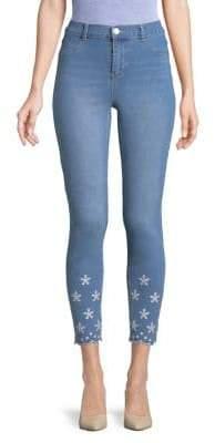 Dorothy Perkins Frankie Ankle Grazer Jeans
