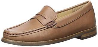 Driver Club USA Unisex Leather Boys/Girls Casual Comfort Slip On Moccasin Penny Loafer Driving Style