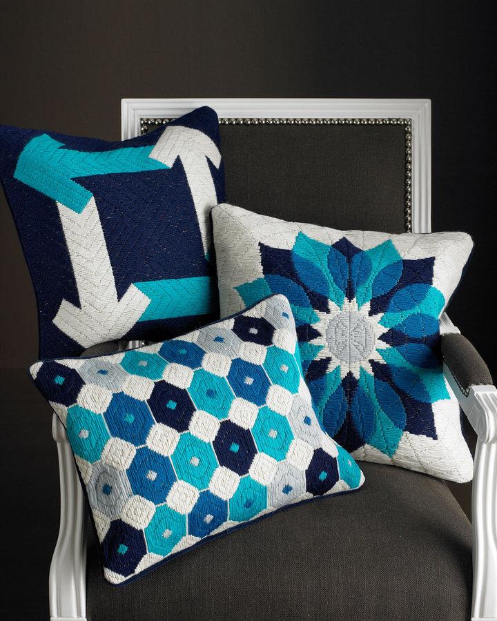 Jonathan Adler Chamomile Pillow