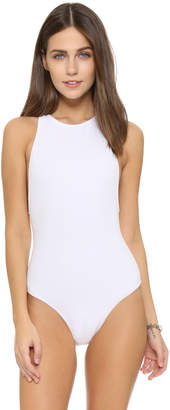 OYE Swimwear Stella One piece with Back Zipper $350 thestylecure.com