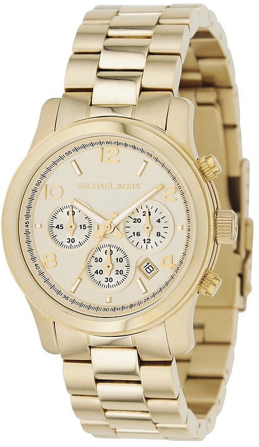 Michael Kors Women's Chronograph Bracelet Watch, 38mm