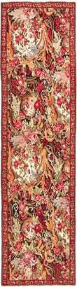 "ABC Home Vintage Anatolian Wool Runner - 3'9""x14'8"""